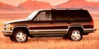 1998 Chevrolet Tahoe model information