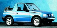 1998 Chevrolet Tracker model information