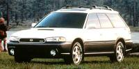 1998 Subaru Legacy Wagon model information