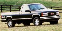 1998 GMC Sierra 3500 model information
