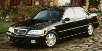 1999 Acura RL model information