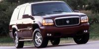 1999 Cadillac Escalade model information
