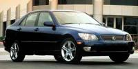 2001 Lexus IS 300 model information