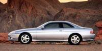 1999 Lexus SC 300 Luxury Sport Cpe model information