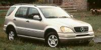 2001 Mercedes-Benz M-Class model information