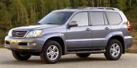 2006 Lexus GX 470 model information