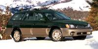2002 Subaru Legacy Wagon model information