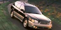 2001 Subaru Legacy Wagon model information