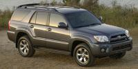 2007 Toyota 4Runner model information