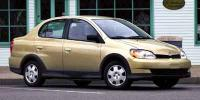 2001 Toyota Echo model information