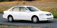 2001 Toyota Avalon model information