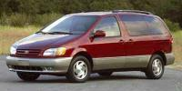 2001 Toyota Sienna model information