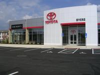 Byers Toyota Scion in Delaware