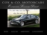Cox & Co Motorcars