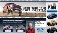Todd Hunzeker Ford Mercury