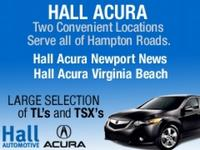 Hall Acura of Newport News