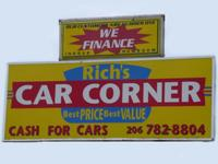 Rich's Car Corner
