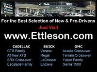 Ettleson Cadillac Buick GMC