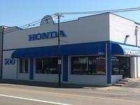 White Allen Honda