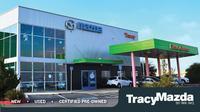 Tracy Mazda