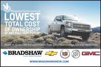 Bradshaw Chevrolet Buick GMC Cadillac