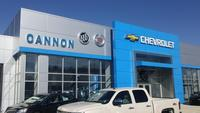 Cannon Chevrolet Buick Cadillac