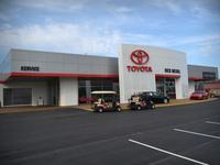 Rick McGill's Toyota