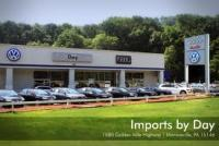 Imports by Day Volkswagen Audi