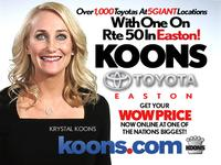 Koons Easton Toyota/Scion
