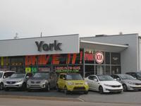 York Mitsubishi KIA