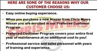 Chris Myers Nissan