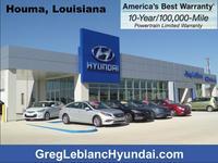 Greg LeBlanc Hyundai