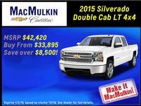 Mac Mulkin Chevrolet Cadillac