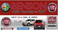 Benson Alfa Romeo & FIAT