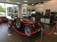Faulkner Maserati