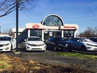 The KIA Store Preston