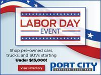 Port City Chrysler Dodge