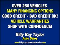 Billy Ray Taylor Auto Sales