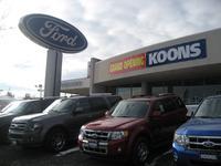 Koons Silver Spring Ford Mazda