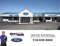 West Herr Ford of Hamburg