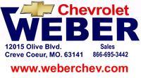 Weber Chevrolet Creve Coeur