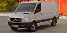 2012 Mercedes-Benz Sprinter Cargo Vans