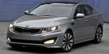 2011 Kia Optima Turbo