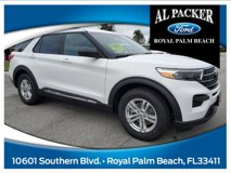 New 2020 Ford Explorer 2WD XLT for sale in Royal Palm Beach, FL ...