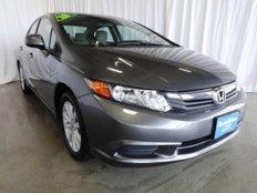Used 2012 Honda Civic EX Sedan for sale in Hackettstown, NJ 07840