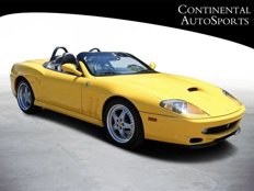 Used 2001 Ferrari 550 Maranello Barchetta for sale in Hinsdale, IL 60521