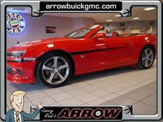 Used 2015 Chevrolet Camaro SS Convertible for sale in Inver Grove, MN 55077