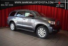 New 2017 Toyota Sequoia Platinum for sale in SALT LAKE CITY, UT 84101