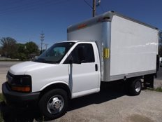 Used 2010 Chevrolet Express 3500 for sale in Fort Wayne, IN 46803