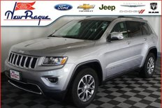 Used 2014 Jeep Grand Cherokee 4WD Limited for sale in New Prague, MN 56071